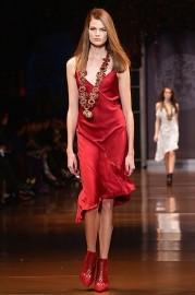 Коллекция Джанни Версаче на неделе моды в Милане – 2014
