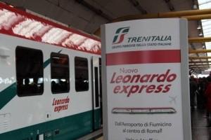 Как добраться до аэропорта Фьюмичино на поезде