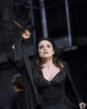 Итальянская певица Анна Катерина Антоначчи