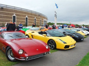Итальянские марки автомобилей