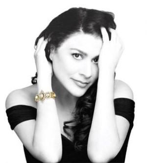 Итальянскя оперная певица Чечилия Бартоли