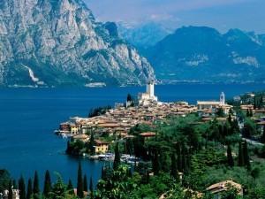 какие моря в Италии