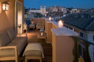 Portrait Suites  - отель 5 звезд в Риме