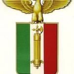 Флаг Италии периода правления Муссолини