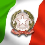 Флаг и Герб Италии
