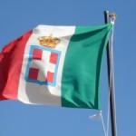 Фото флага Италии Савойской династии королей
