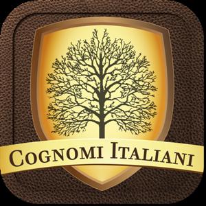 Итальянские фамилии список