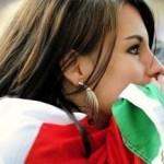 Итальянская девушка