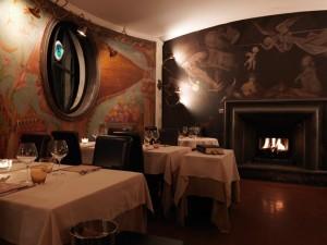 Antica pesa - ресторан в Риме