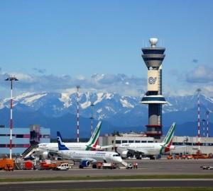 Терминалы аэропорта Мальпенса, Милан