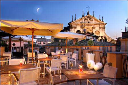 лучшие отели Рима 5 звезд