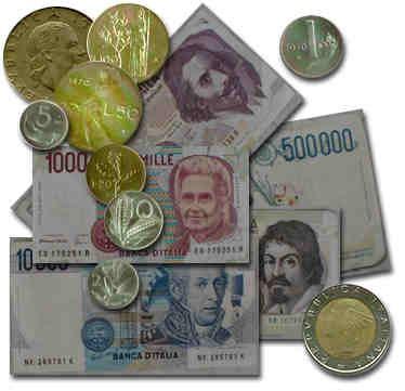 какая валюта в Италии?