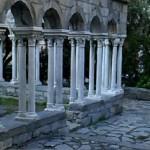 Развалины монастыря св. Андреяя