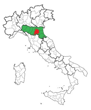 Где находиться Болонья