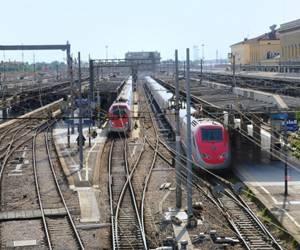 Центральный железнодорожный вокзал в Болонье