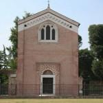 Капелла де Скровеньи в Падуе, внешний фасад