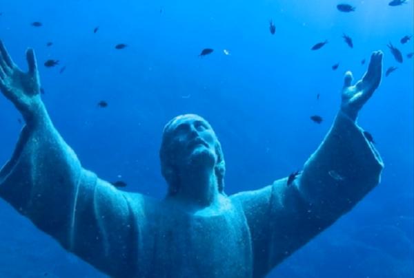 Христос из водной бездны