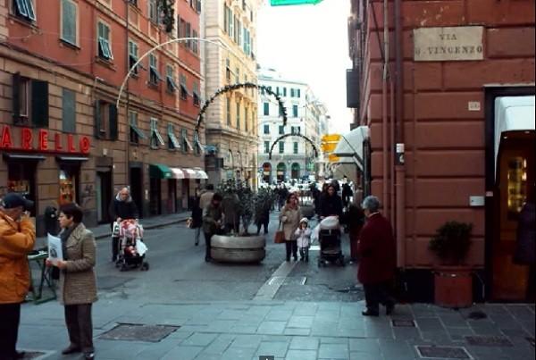 Улица Гарибальди ранее звалась Страде Маджоре