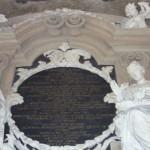 Интерьер архигимназии в Болонье