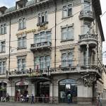 Гостиница в Падуе