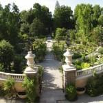 Ботанический сад в Падуе, главный вход