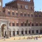 Дворец Pubblico в Сиене