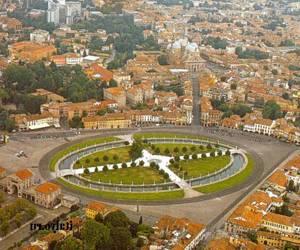 Самая большая площадь в Падуе