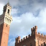 Башня Torre del Mangia