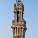 Башня на площади Дель Кампо Торре дель Манджа