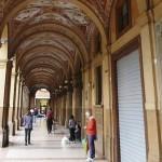 Арочный переход в Болонье