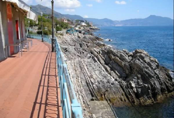 Курортный район Генуи - Нерви