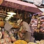 Рынок в Болонье