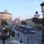 Улица Независимости в Болонье