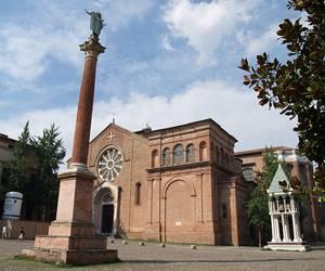 Basilica di San Domenico - достопримечательность Болоньи