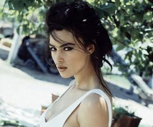 фото молодой Monica Bellucci