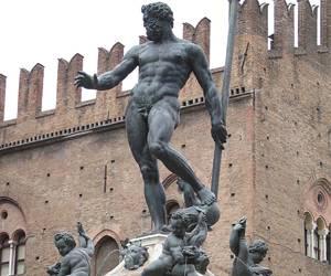 Достопримечательность Болоньи - Fontana del Nettuno