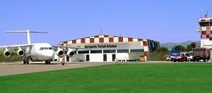 Аэропорт Тортоли в Арбатакс