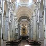 Внутренний интерьер собора святого Доменика