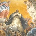 Фрески в соборе святого Доменика