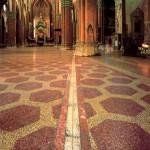 Меридиан в базилике святого Петрония