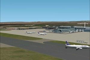 Аэропорт в Кальяри Элмас