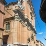 Фасад кафедрального собора Петра