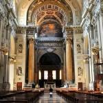 Внутреннее убранство кафедрального собора Петра