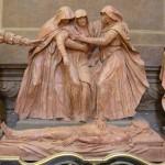 Интерпретация из жизни жителей Болоньи в кафедральном соборе святого Петра