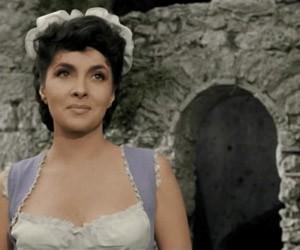 Gina Lollobrigida Фанфан тюльпан