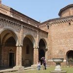 Внутренний дворик комплекса святого Стефана