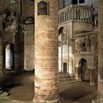 Таинственный алтарь в комплексе святого Стефана