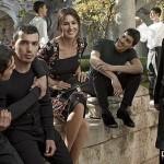 Моника и новая коллекция от Dolce & Gabbana