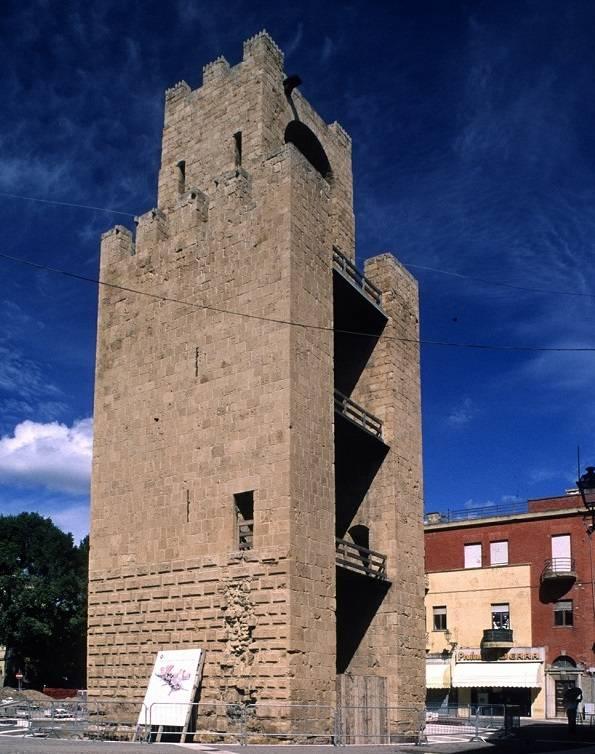 Башня Сан-Кристофоро в Ористано