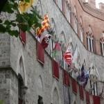Палаццо Киджи-Сарачини в Сиене